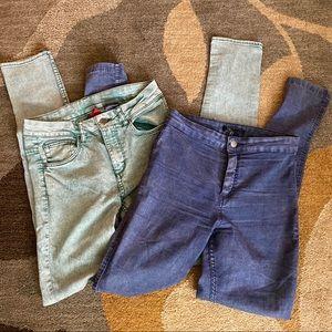High waisted Jeans bundle